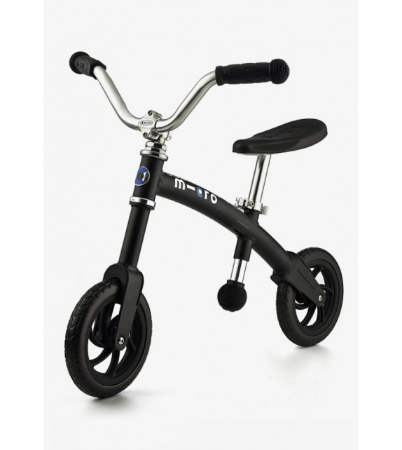 Draisienne G-Bike Chopper - Noir mat