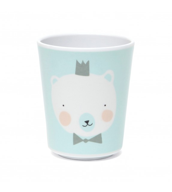 Tasse Ours Polaire Mint