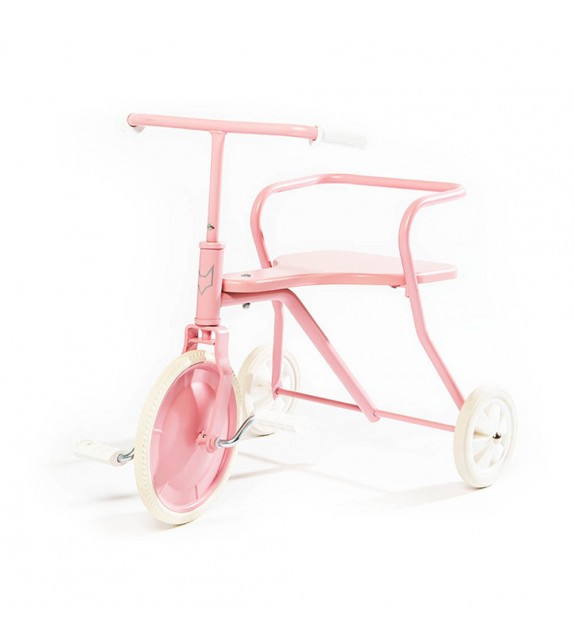 Tricycle en métal rose Foxrider
