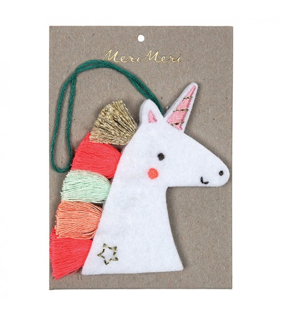 Serviettes Licorne - Lot de 16